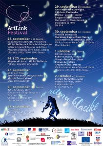 ArtLink festival, U ritmu klasike