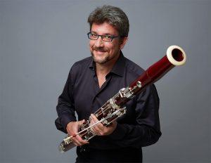 Giorgio Mandolesi, bassoon, Italy