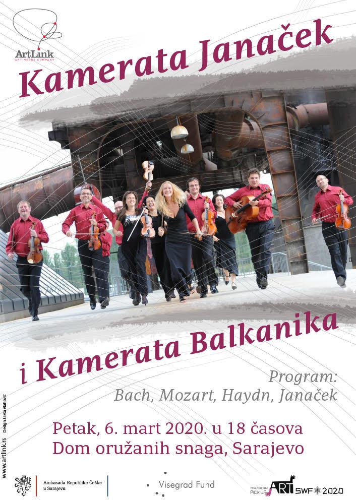 Kamareta Janacek i Kamareta Balkanika